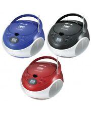 NAXA Electronics Portable CD Player with AM/FM Stereo Radio NEW