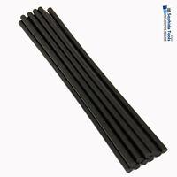 Ausbeulkleber 7 mm AUSBEUL PDR HEIßKLEBER für DELLENLIFTER  - 10 Sticks schwarz