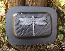"dragonfly style rain brick mold concrete plaster mould 9"" x 6"" x 2"""