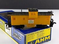AHM 5485 G Union Pacific  Extended Vision Caboose UP 25515 HO Scale