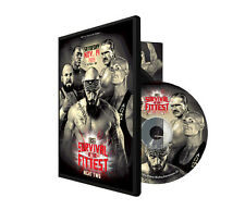 Official ROH Ring of Honor -Survival Of the Fittest 2015 Night 2 Event DVD