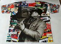 Custom LL Cool J Sublimated Shirt  pantone powder legend carolina