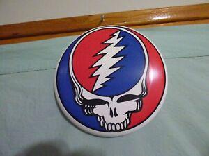 Grateful Dead Frisbee Steal Your Face Logo