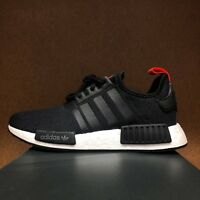 *NEW* ADIDAS ORIGINALS NMD_R1 J Black, Sz 3.5-7, B42087