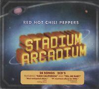RED HOT CHILI PEPPERS - Stadium arcadium - CD album (2 CDs, 28 tracks)
