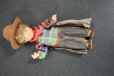 Vintage Vogue Toddles Cowboy Doll Original clothes