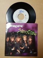 """Europe-Superstitious,7"""",45 RPM,Single-Sammlung Rock NL- 1988"""