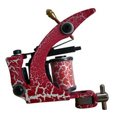 Cheap Handmade Cast Iron Tattoo Machine Guns 8 wrap coils Shader Liner MCY006-8