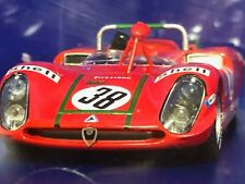 Alfa Romeo 33.3 Le Mans 1970 #38 1/43 With tracking number From Japan