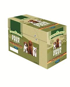 James Wellbeloved Complete Wet Grain Free Puppy Food Turkey, 12 x 100 g