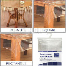 Unbranded PVC Round Tablecloths