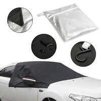 Car Windshield Windscreen Sun Shade Anti Snow Frost Dust Cover Mirror Protector-