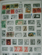 Classic  Fiji  Stamp Collection
