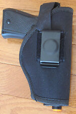 Ambidextrous Concealed Holster fit Small Pistols Kel-Tec, Sigma, Kimber 380 ETC.