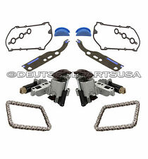 CAM TIMING CHAIN TENSIONER VALVE GASKET for AUDI A4 A6 ALLROAD PASSAT KIT 8 Pc