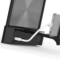 """8.5 """"loupe d'écran de téléphone portable HD pour les films avec Bluetooth4.2"""