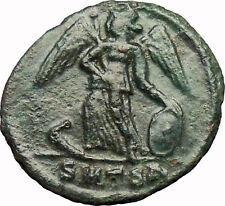 Constantine I the Great  Founds CONSTANTINOPLE 330AD Ancient Roman Coin  i29032