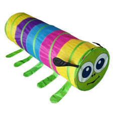 Caterpillar Tunnel Play Tent Kids Crawling Garden Indoor Outdoor Beach Toy