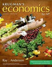 Krugman's Economics for AP Second Edition by Margaret Ray
