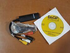 EasyCap II USB Video and Audio Capture