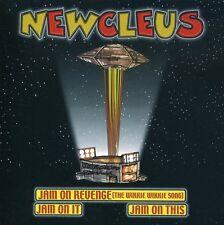 Newcleus - Wikki Wikki / Jam on It / Jam on This [New CD] Canada - Import