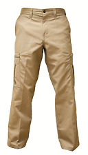 Dickies Men's Cargo Pants, Relaxed Fit 2112372KH 28UU Unhemmed, Long