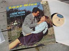 "J. FRANK WILSON CAVALIERS 1964 ""Last Kiss"" ORIGINAL US MONO LP"