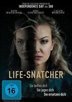 LIFE-SNATCHER - WORTHY,CALUM/COURTNEY,JOEL/MATICHAK,ANDI/+   DVD NEU