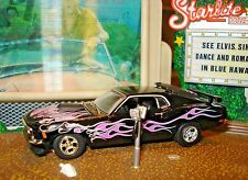 1970 70 FORD MUSTANG BOSS 429 LIMITED EDITION 1/64 M2 1970'S MUSCLE STREET ROD