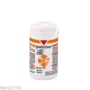 Ipakitine 60g Dose  - Vetoquinol  (31,65€/100g)