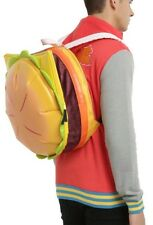 Steven Universe Cheeseburger Cosplay School Book Bag Backpack Gift NWT!
