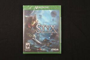 Styx: Shard of Darkness (Microsoft Xbox One, 2016) New Sealed !