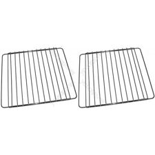 2x Universal Indesit Adjustable Oven Cooker Shelf Rack Grill 350mm To 550mm