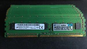 HPE/MICRON 8GB PC3L-12800E DDR3-1600 UNBUFFERED ECC 2RX8