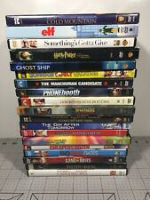 Lot Of 19 MOVIES DVD No Duplicates Great Condition