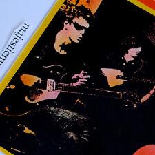 THE VELVET UNDERGROUND LOU REED LIVE VINYL LP ORIGINAL 1974 ITALY ANDY WARHOL