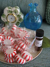NEW NATURAL COOL PEPPERMINT 4ml. FRAGRANCE OIL-REFRESHING-GREAT FOR HOT FLASHES!