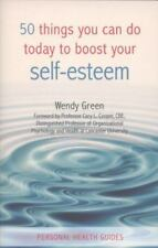 50 Things You Can Do Today to Manage Self-Esteem (Personal Health Guid-ExLibrary