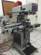 Maquina de Tampografia 2 tintas auto. paquete con todo lo basico para comenzar