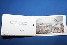Original British Commonweath Christmas Card from Omdurman, Sudan (19) 24' dated