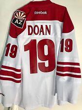 Reebok Premier NHL Jersey Arizona Coyotes Shane Doan White sz 2X