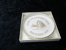 More details for china - goss collectors dish issued to commemorate it's foundation. still in box