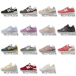 New Balance WL574 B Womens Retro Running Shoes Lifestyle Sneakers NB 574 Pick 1
