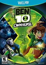 Ben 10: Omniverse  (Wii U, 2012)