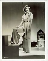 Betty Furness Actress Vintage Warner Brothers Portrait Photograph 10 x 8  #2595
