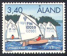 Aland 1995 Sports/Optimist/Dinghy/Race/Racing/Sailing/Sail/Boats 1v (n41577)