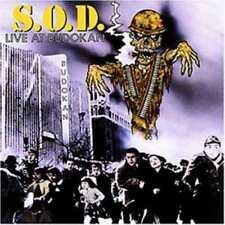 S. O. D. - Live At Budokan CD #G5702