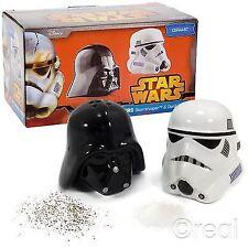Salero pimentero Star Wars Stormtrooper Darth Vader Ceramica