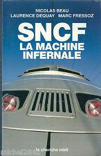 SNCF La machine infernale cheminot syndicat grève état