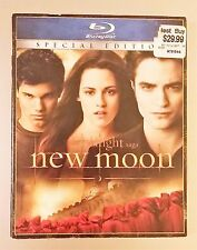 The Twilight Saga: New Moon (Blu-Ray, 2010, Special Edition)